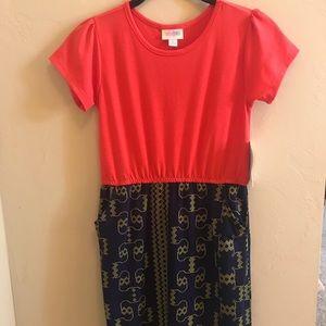 Girl's LulaRoe dress